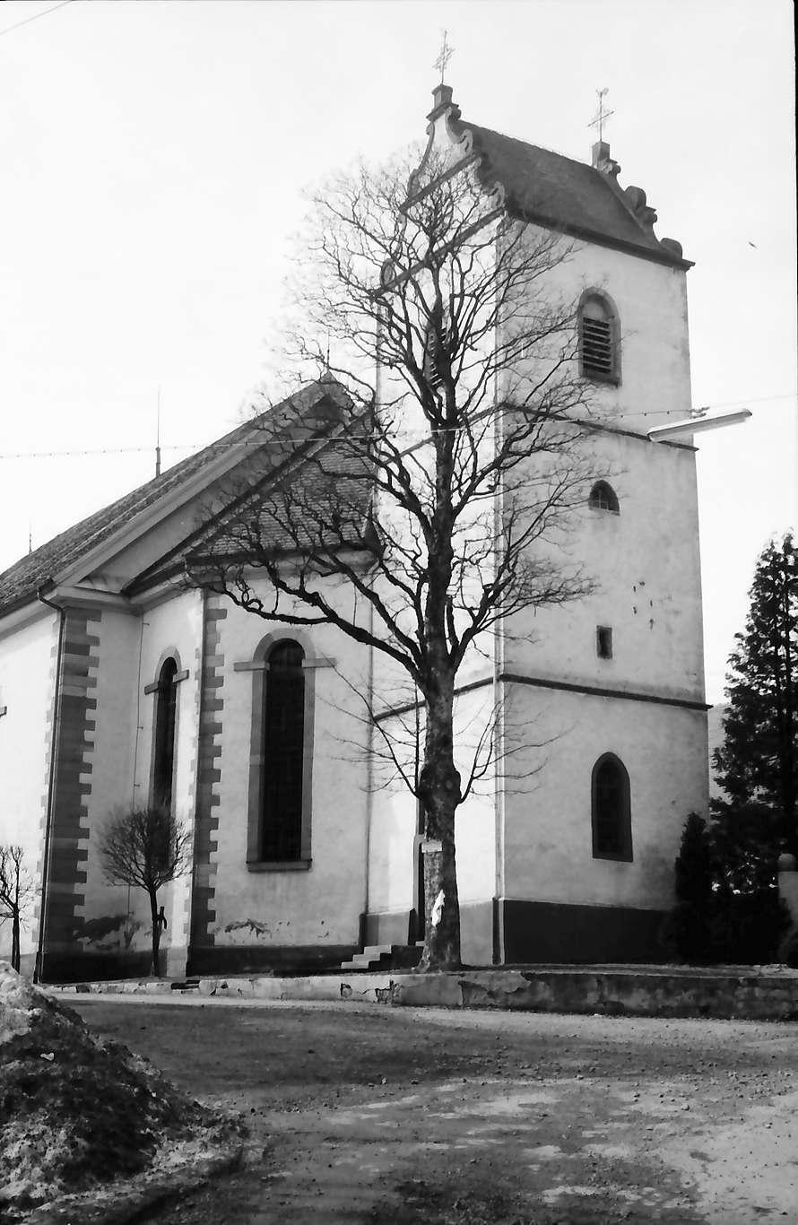 Aichhalden: Dorfkirche, Bild 1