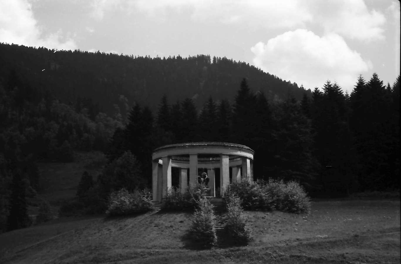 Allerheiligen: Ehrentempel des Schwarzwaldvereins, Bild 1
