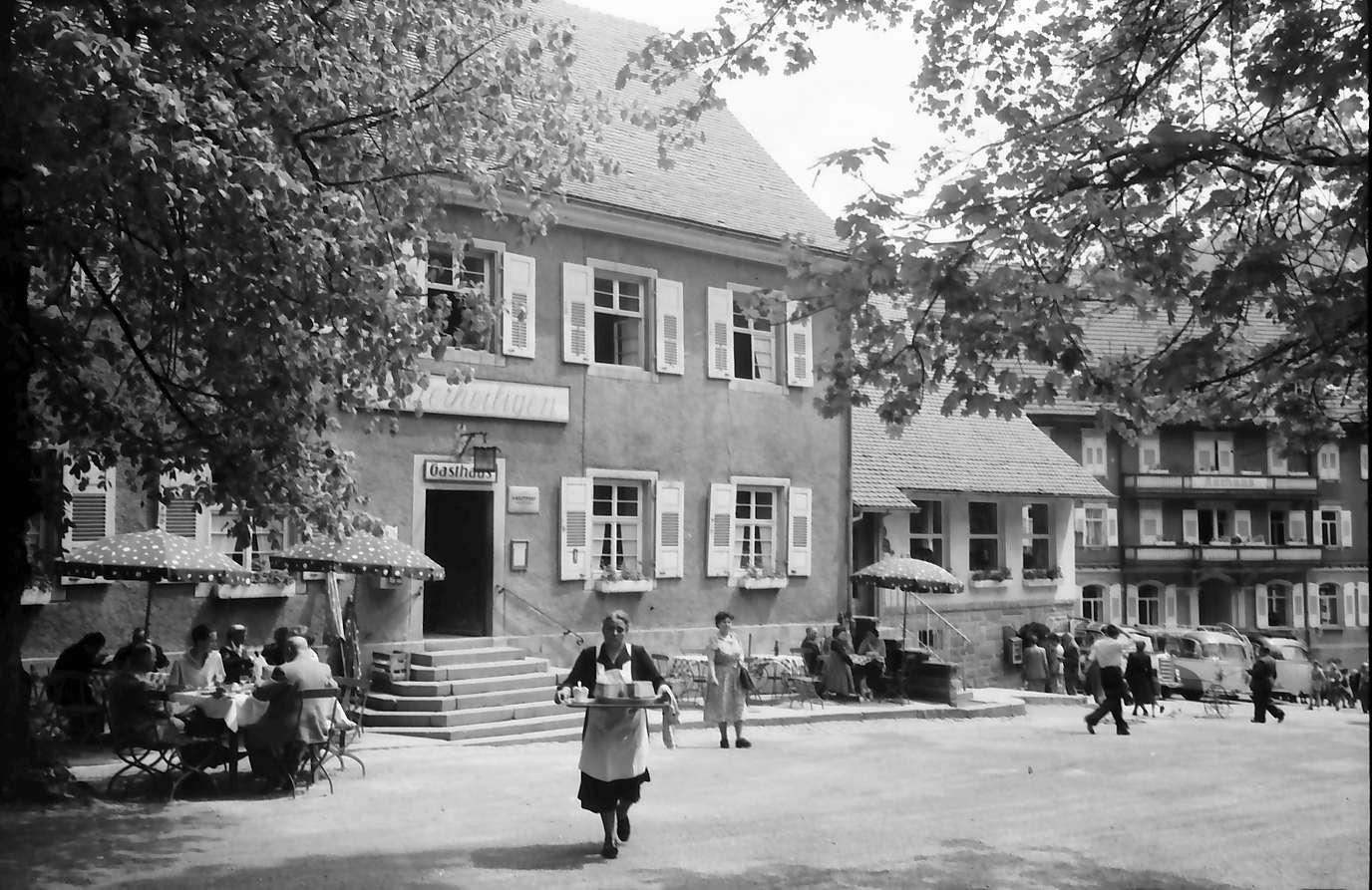 Allerheiligen: Gaststätte Zur Krone, Bild 1