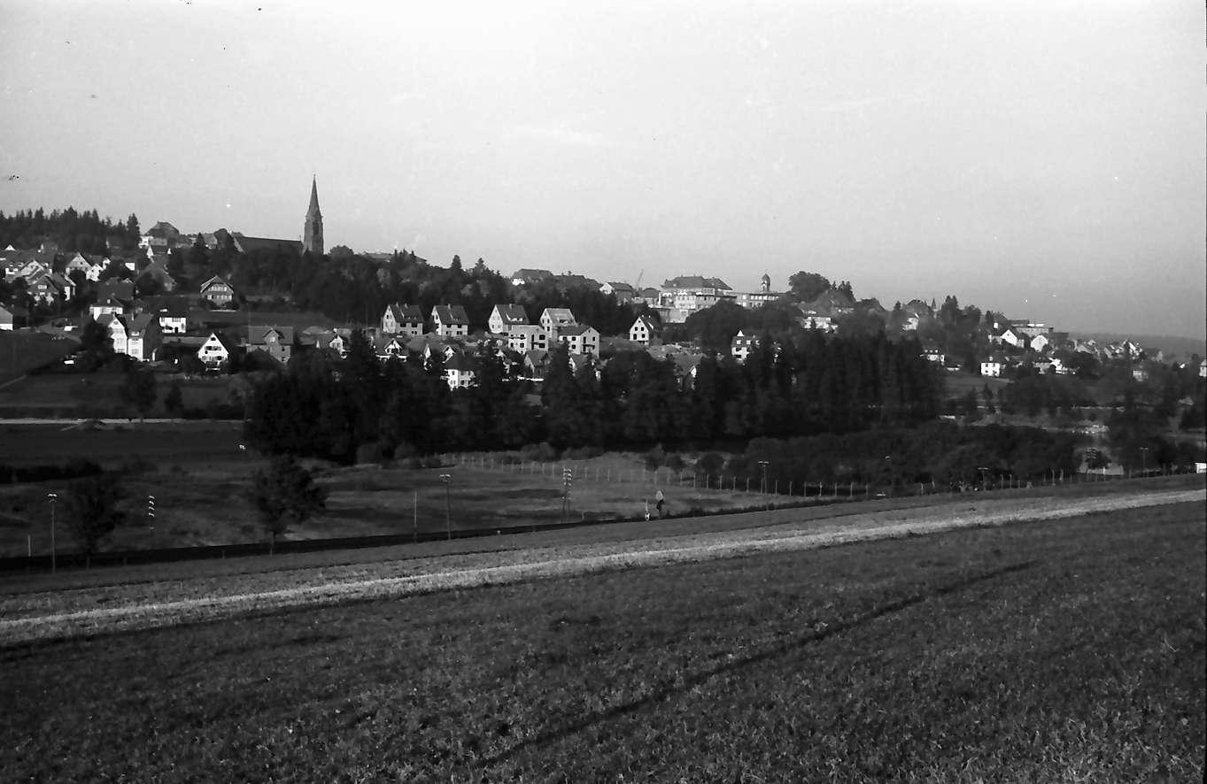 St. Georgen (Schwarzwald): Gesamtansicht, Panorama, Bild 1