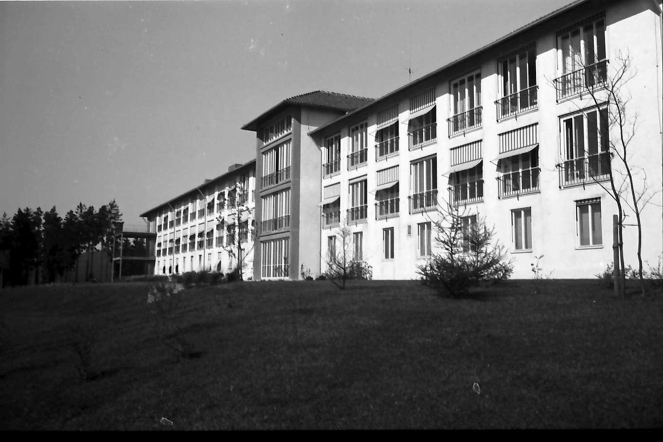 St. Georgen (Schwarzwald): Krankenhaus, Außenansicht, Bild 1