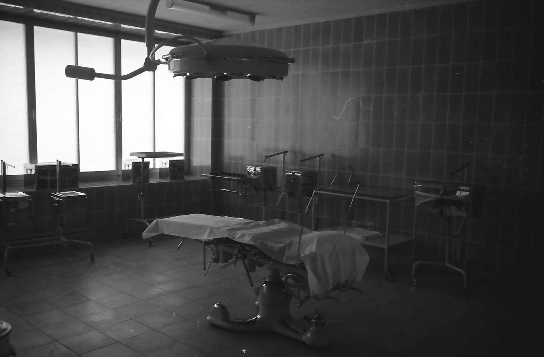St. Georgen (Schwarzwald): Operationssaal, Bild 1