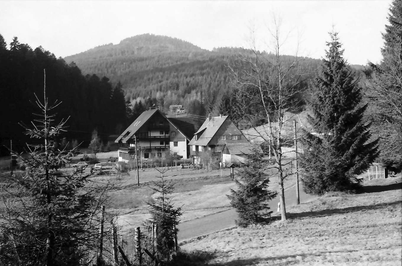 Hundsbach: Biberachtal zur Hornisgrinde, Bild 1