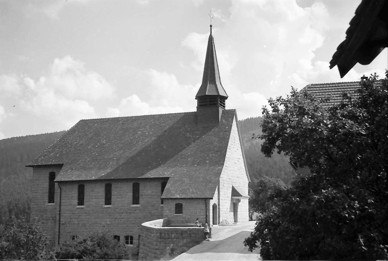 Hundsbach: Kirche, Bild 1