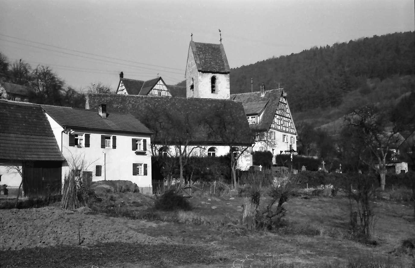 Ihlingen: Dorfkirche, Bild 1