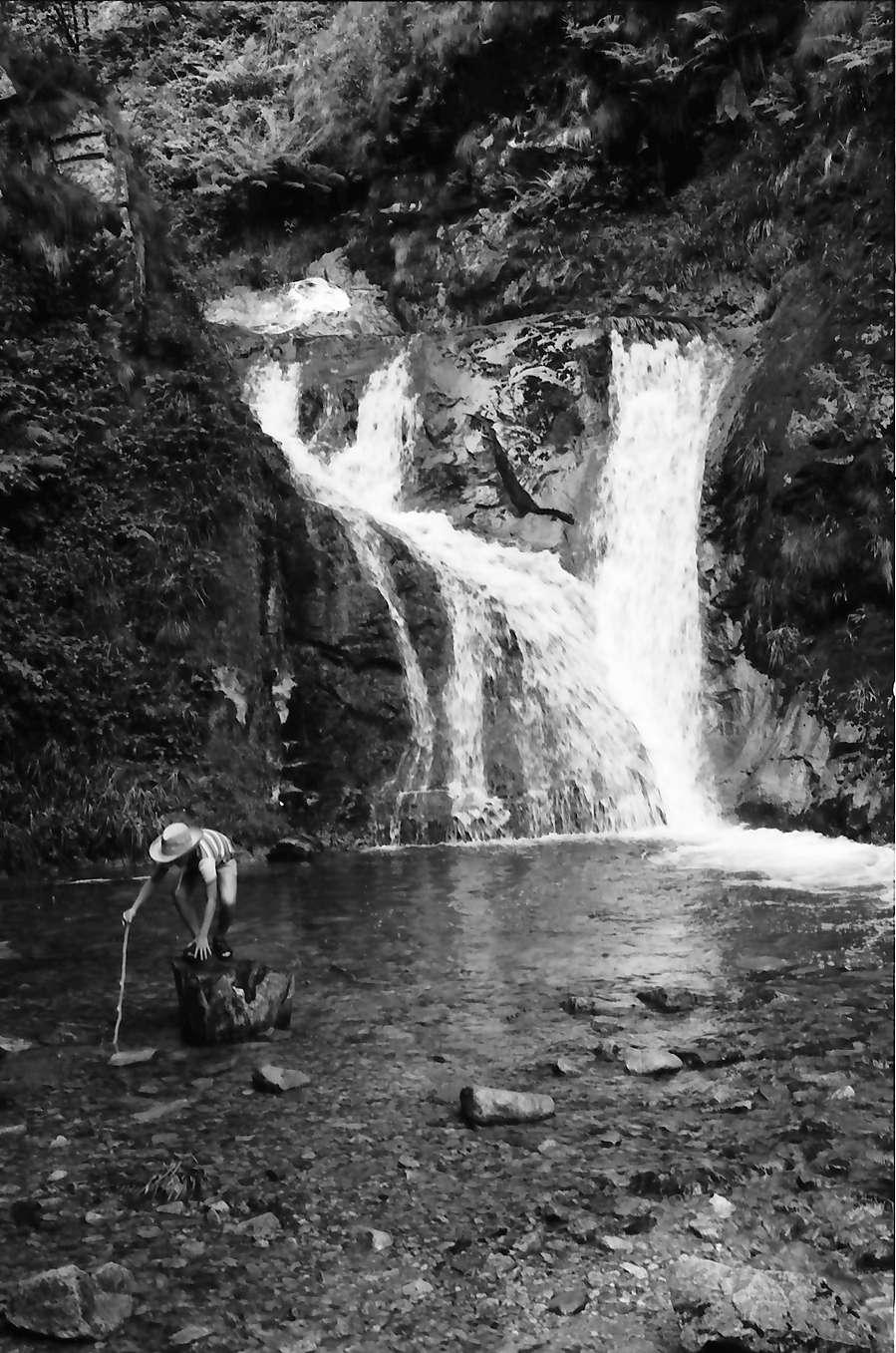 Allerheiligen: Allerheiligen Wasserfälle, unterer Fall, Bild 1