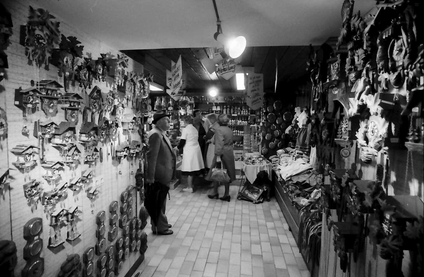 Gutach: Souvenirladen im Landgasthof Zum Museum, Bild 1