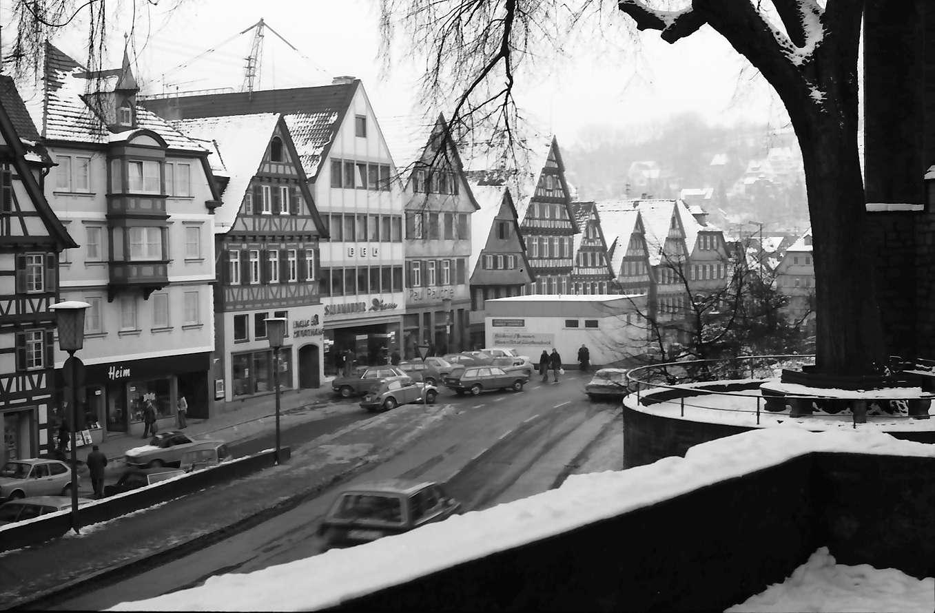 Calw: Marktplatz, Bild 1