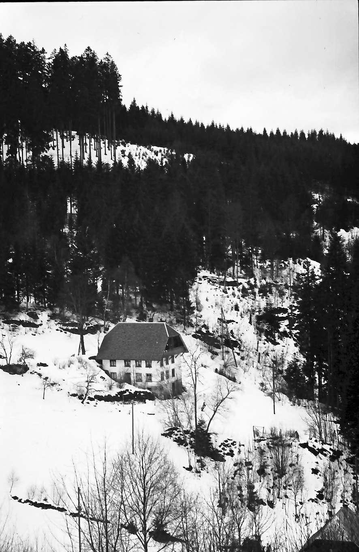 Hinterzarten: Haus der Familie Thoma, Bild 1