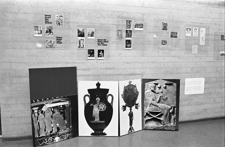 Bad Krozingen: Kurhaus; Regio Basiliensis; Verkehrstafeln der 80 Museen in der Regio, Bild 1