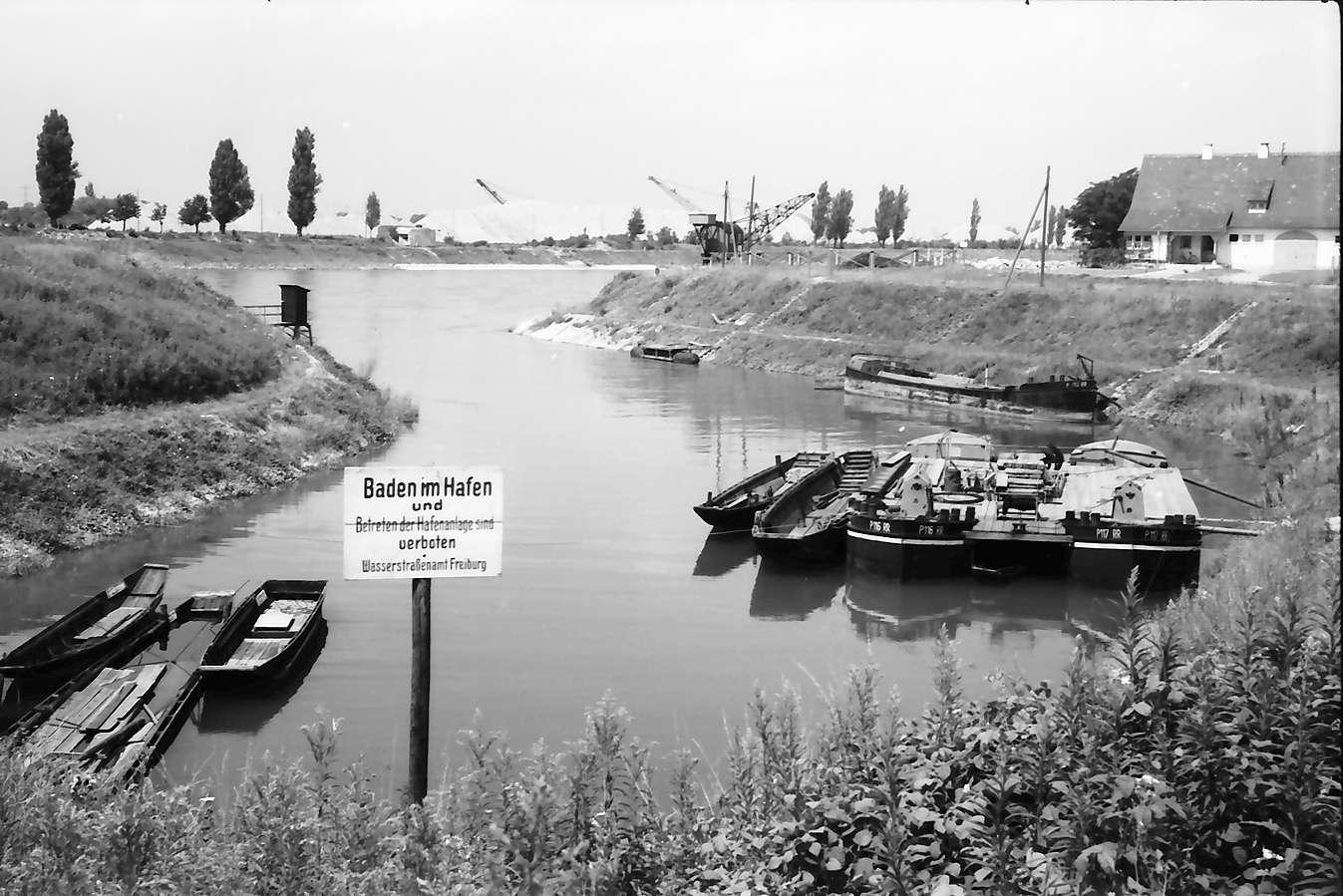 Neuenburg: Hafen, Bild 1