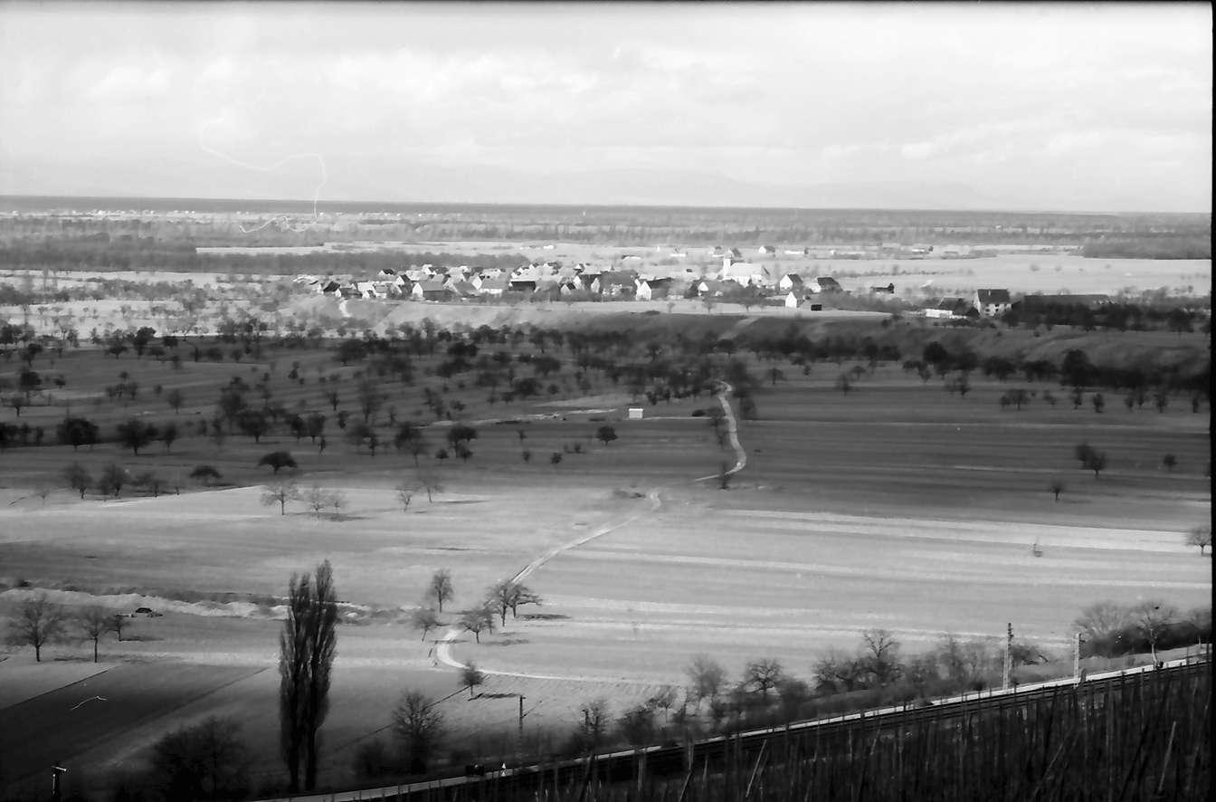 Steinenstadt: Blick von der Höhe auf Steinenstadt, Bild 1