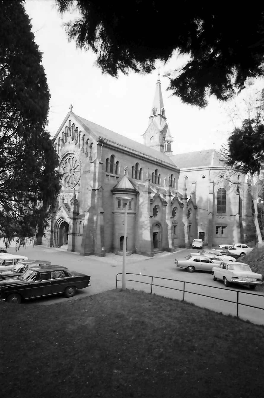 Freiburg südwest kirche evangelische Maria Magdalena