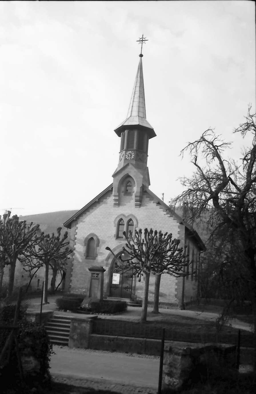 Niederweiler: evangelische Kirche, Bild 1