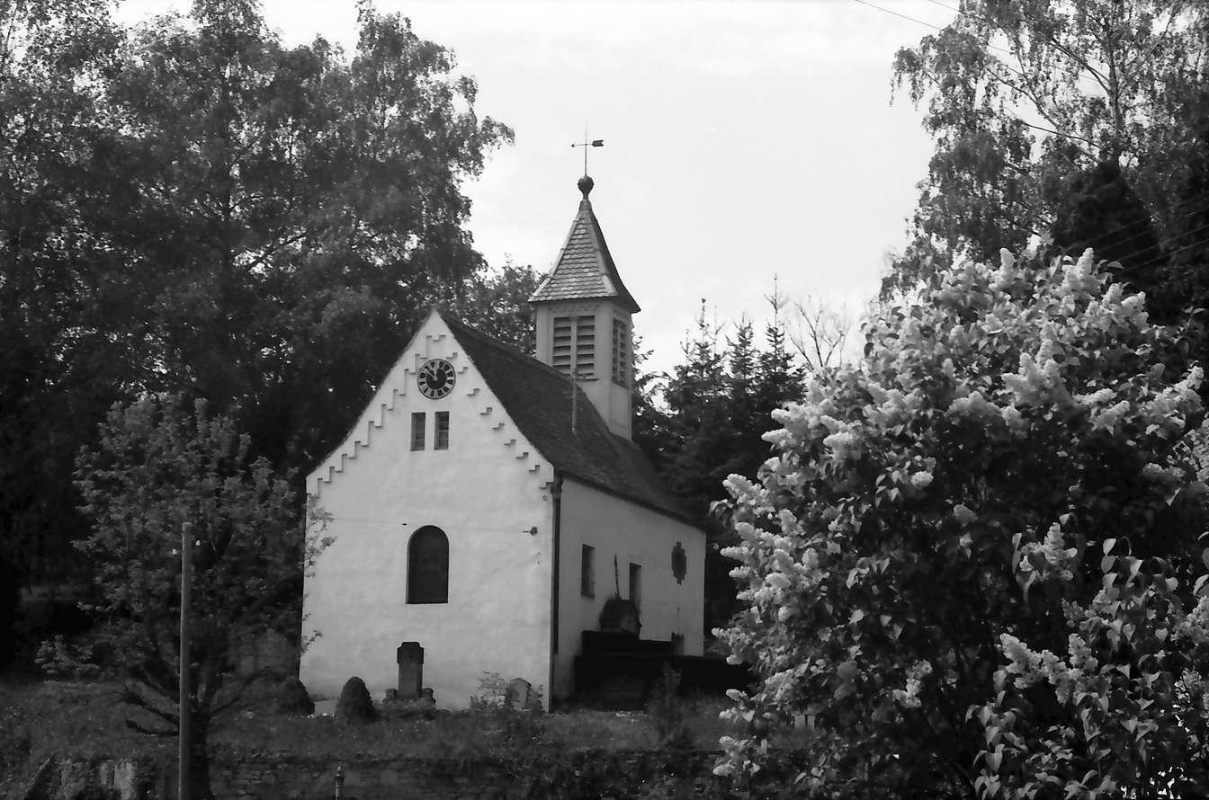 Zunzingen: evangelische Gemeindekirche, Bild 1