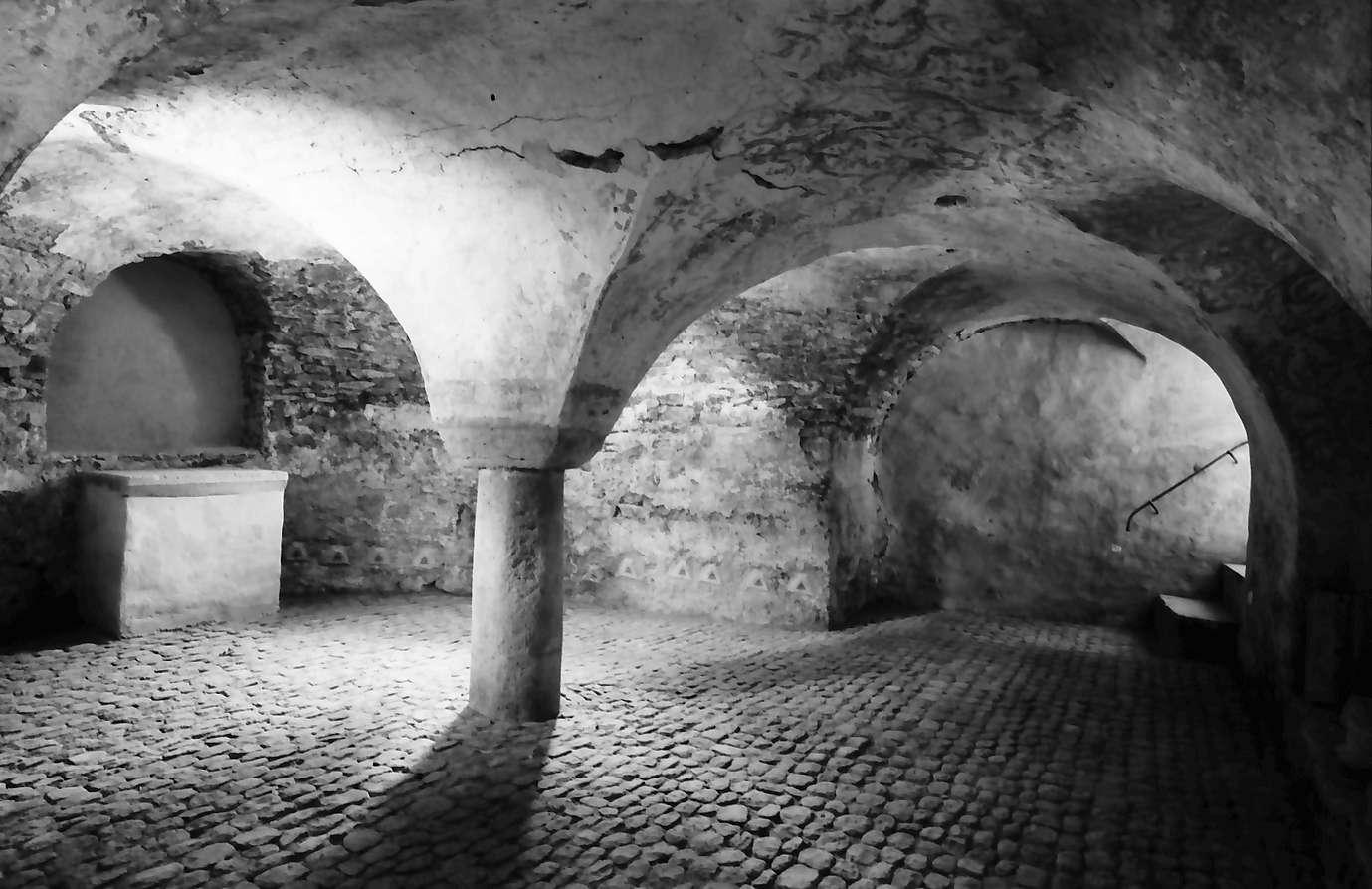 Sulzburg: Krypta, Bild 1