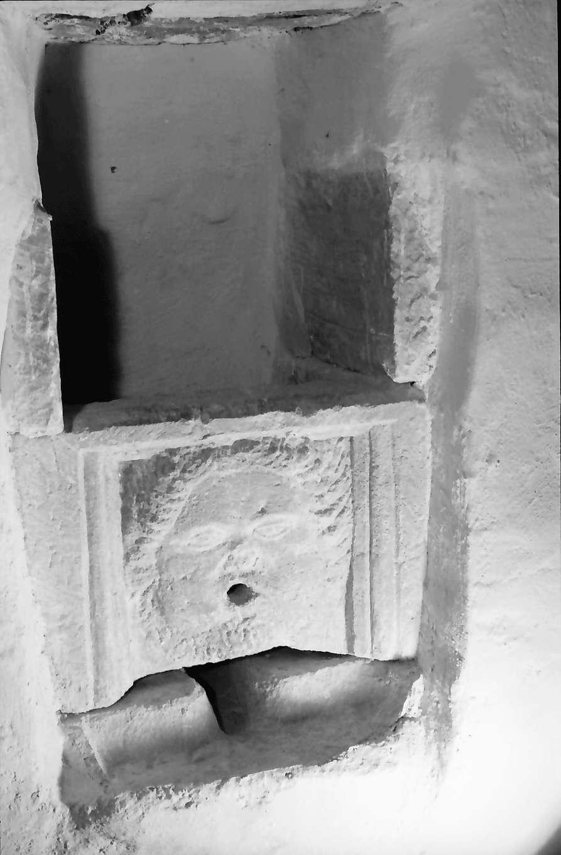 Sulzburg: römischer Brunnenkopf, Bild 1