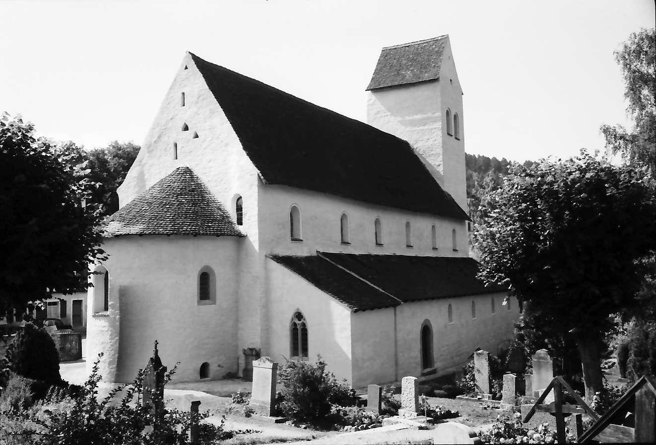 Sulzburg: Außenansicht von Osten, Bild 1