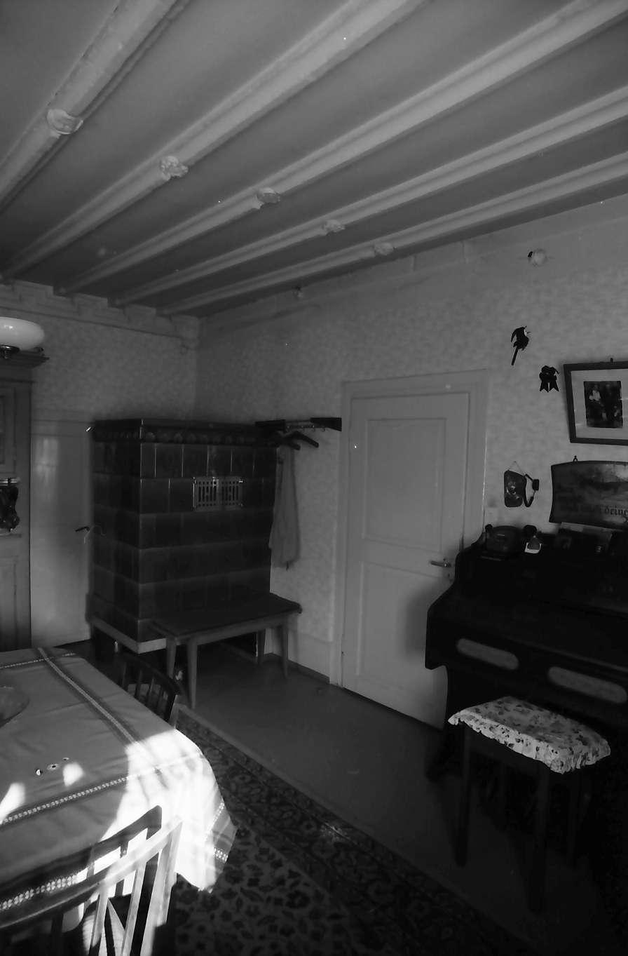 Blansingen: Wohnzimmer mit alter Decke, Bild 1