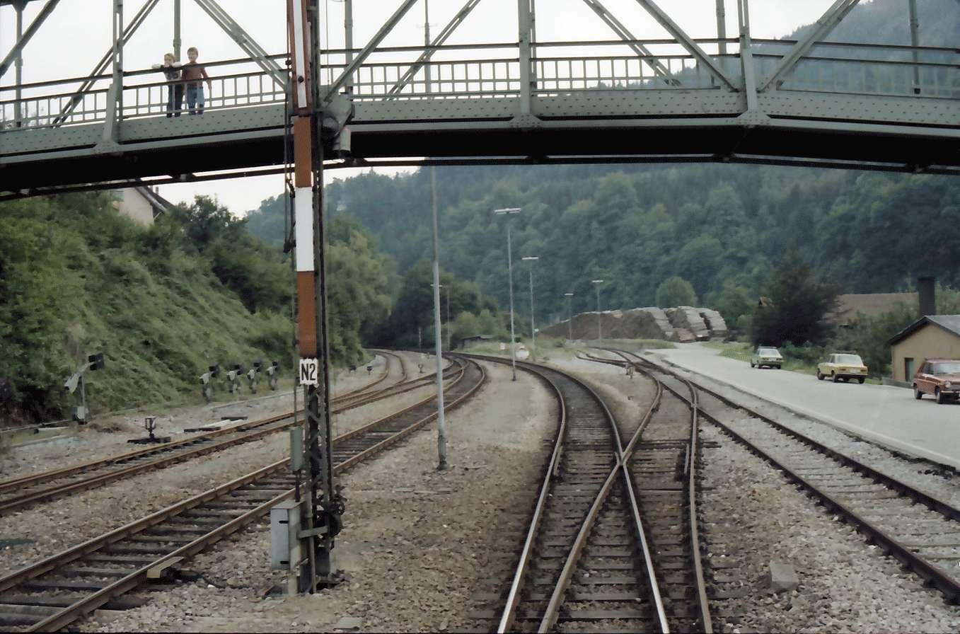 Weisenbach: Fußgängerübergang, Bild 1