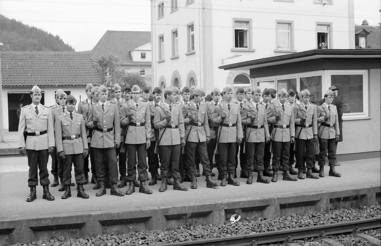 Immendingen: Bundeswehrkompanie, Bild 1