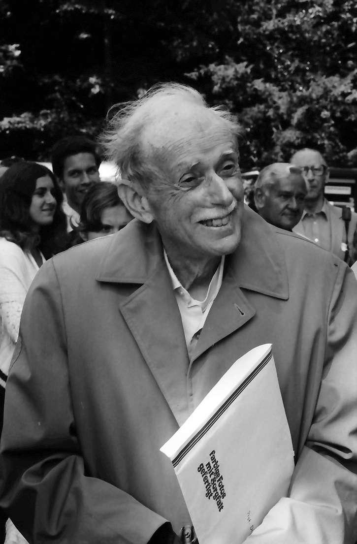 32. Tagung 1982 Physiker; Mainau: Paul Dirac, Bild 1