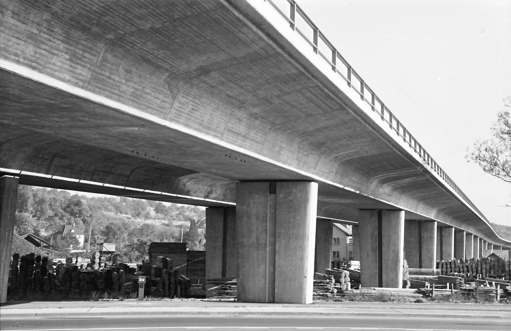 Baden-Oos: Gesamtansicht der Rampe; seitlich, Bild 1