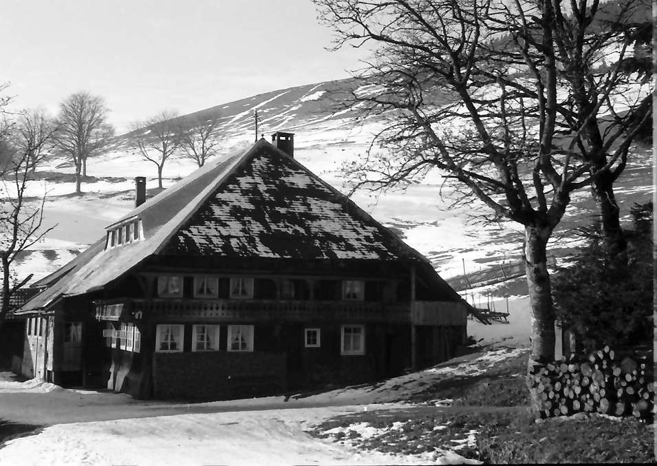 Todtnauberg: Schwarzwaldhaus in Todtnauberg, Bild 1