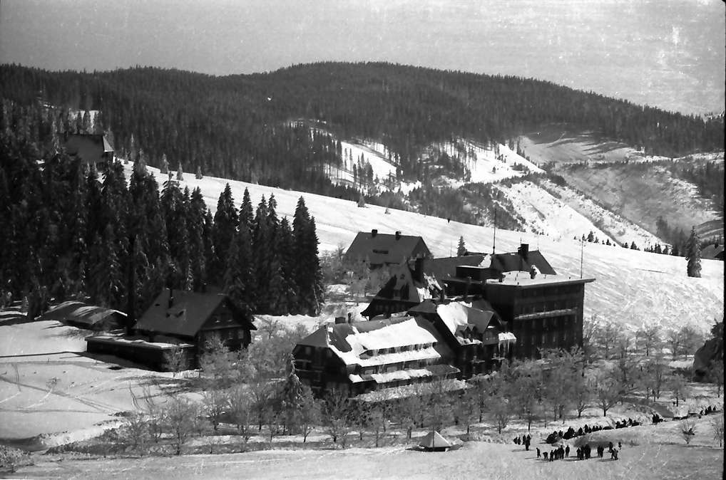 Feldberg: Hotel Feldberger Hof; von oben, Bild 1