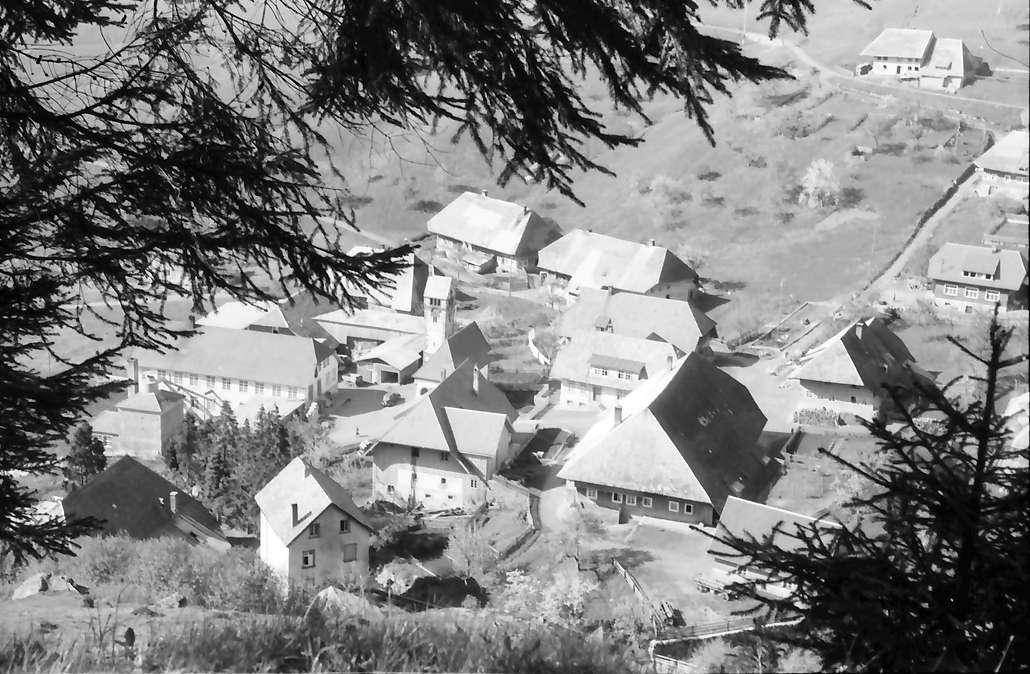 Todtnau: Dorf Aftersteg bei Todtnau, Bild 1