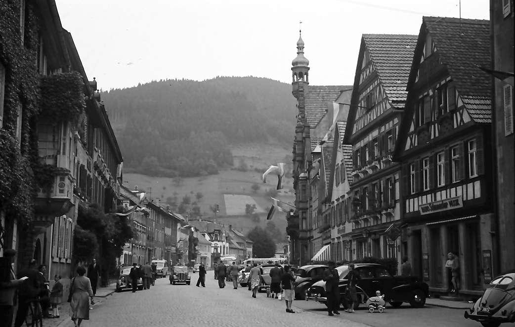 Wolfach: Hauptstraße, Bild 1