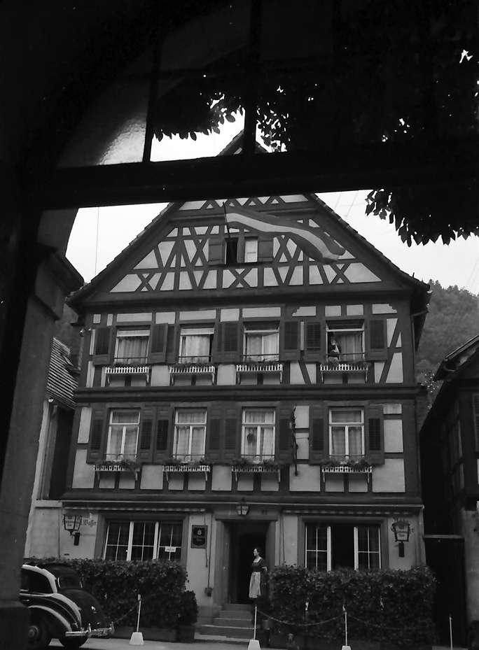 Wolfach: Gasthof zum Hecht, Bild 1