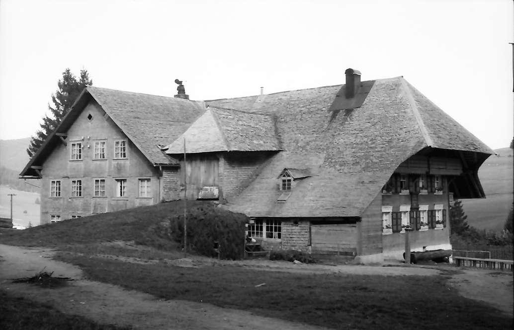 Bernau Hans Thoma-Haus ganz drauf - Detailseite - LEO-BW