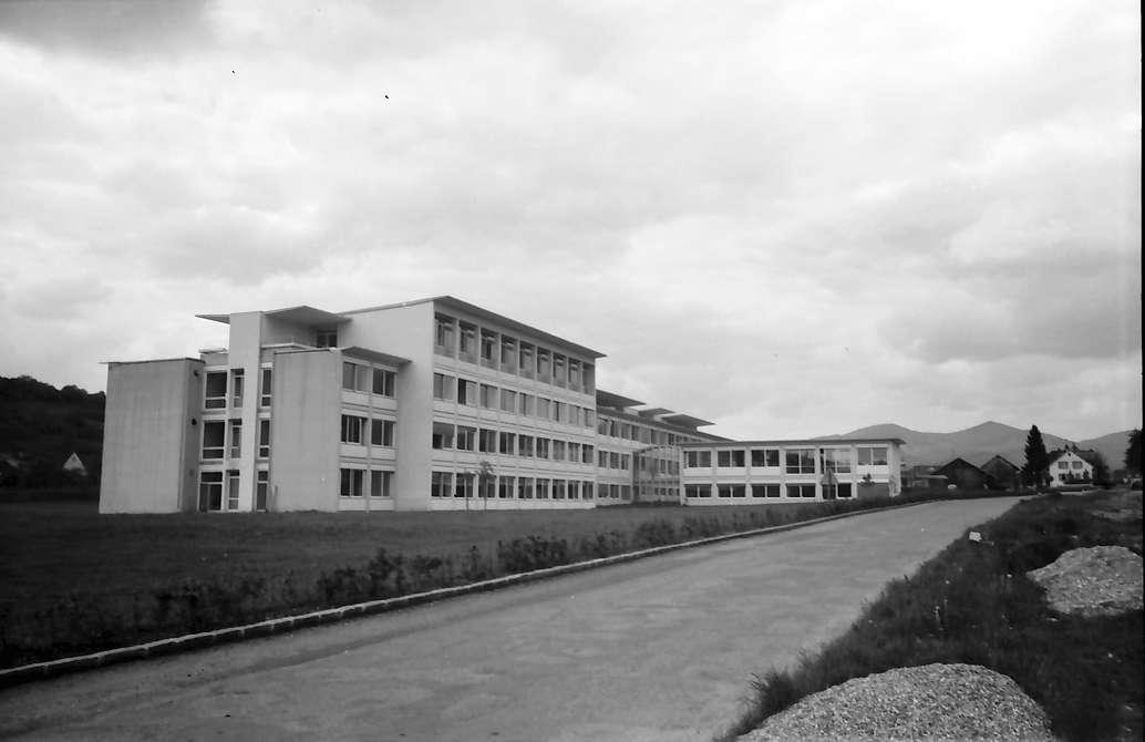 Wehr: Neubauten der Ciba; Pharmazeutische Fabrik, Bild 1