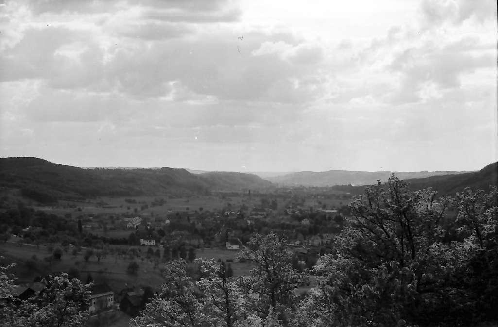 Schopfheim: Blick ins Wiesental, Bild 1