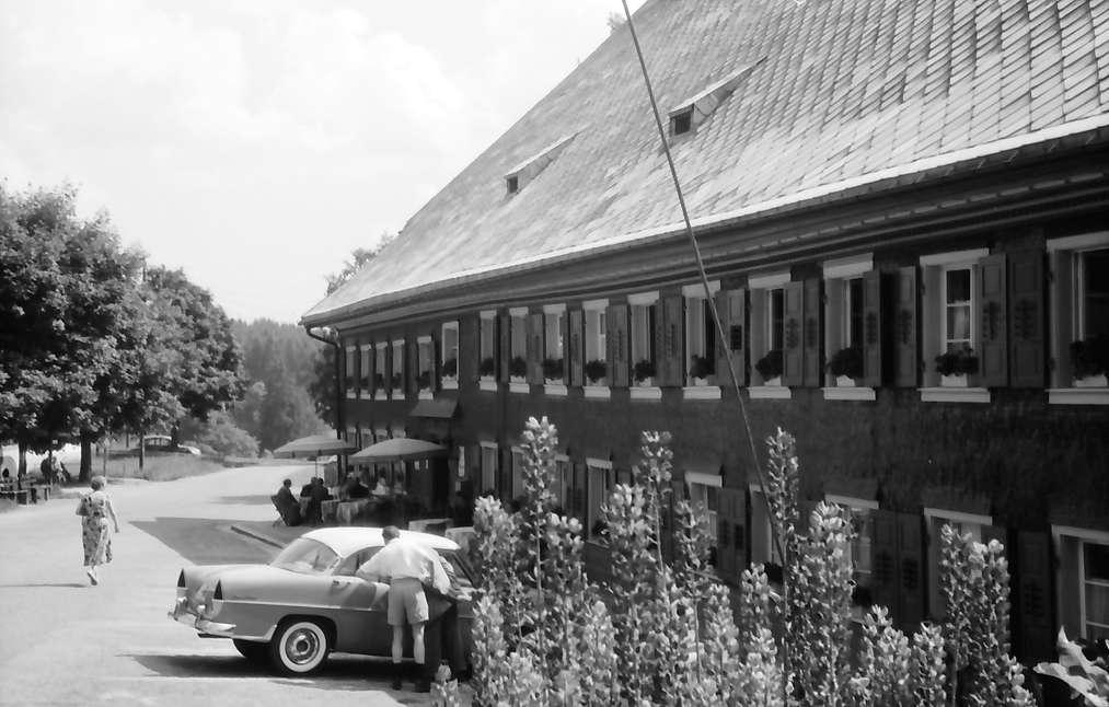 Saig: Gasthaus zum Ochsen, Bild 1