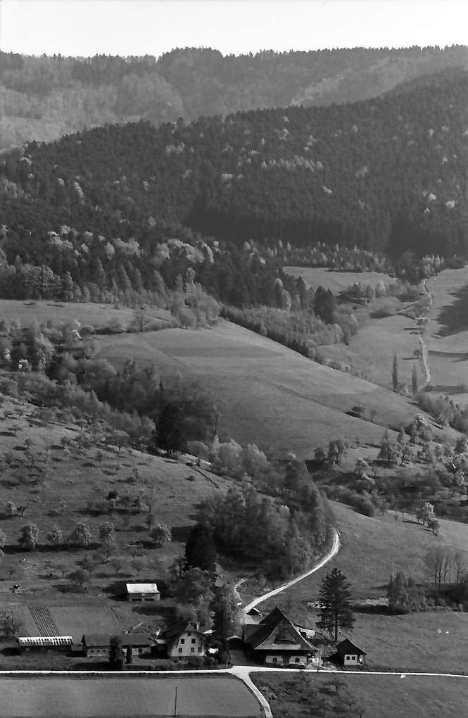 Oberglottertal: Vom Weinberg auf, Bild 1