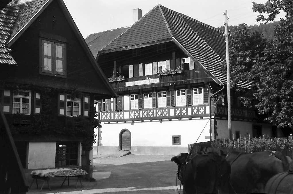Gutach: Gasthof, Bild 1