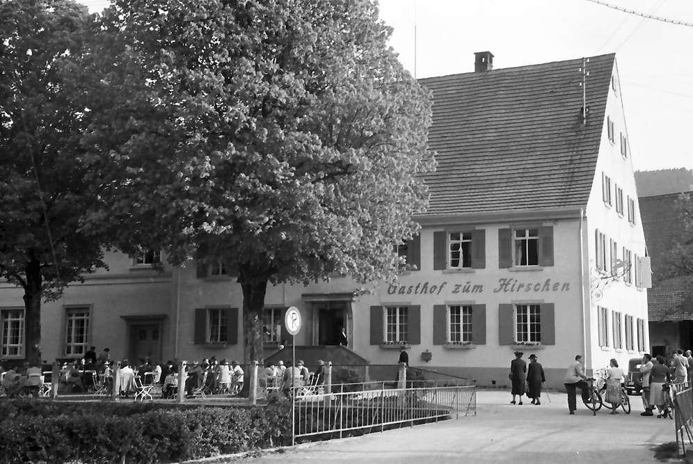 Glottertal: Gasthaus zum Hirschen; Außenansicht, Bild 1