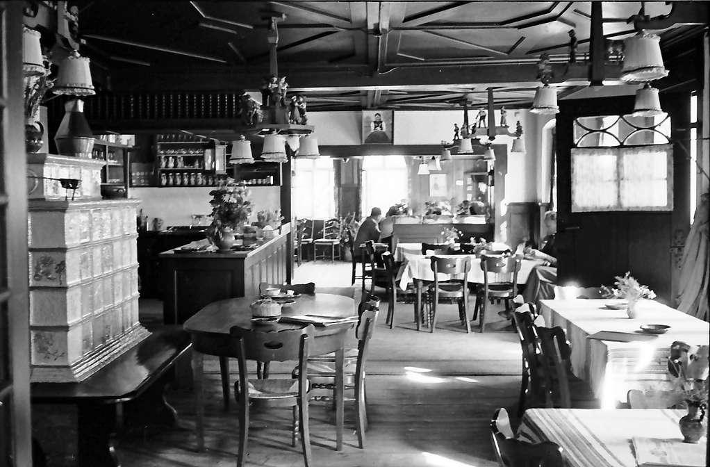 Glottertal: Gasthaus zum Adler; Gaststube, Bild 1