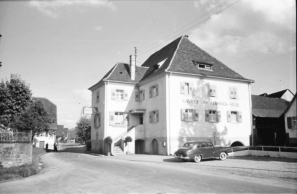 Denzlingen: Gasthof, Bild 1