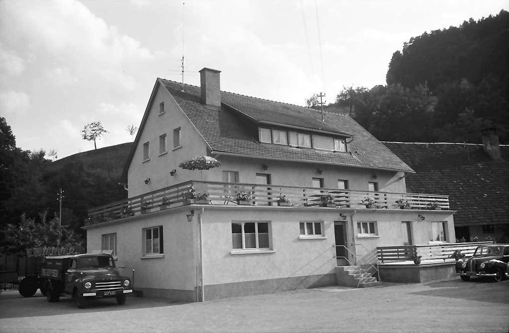 Glottertal: Gasthaus zur Krone, Bild 1