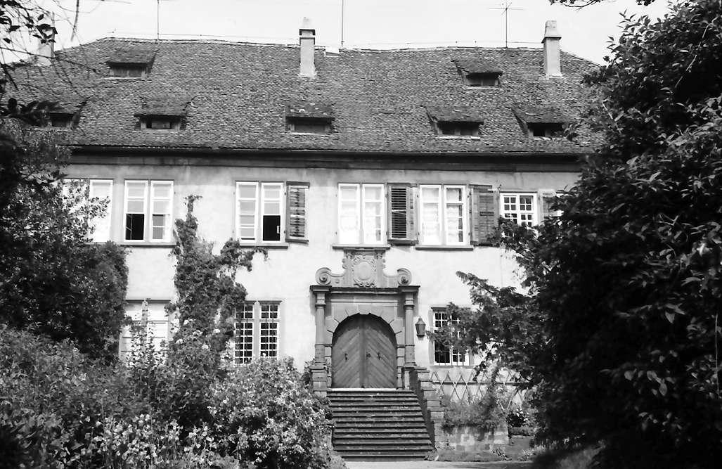 Mahlberg: Schloss, Bild 1