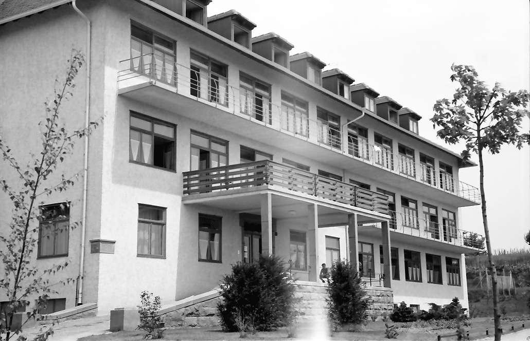 Ettenheim: Krankenhaus; Vorderansicht, Bild 1