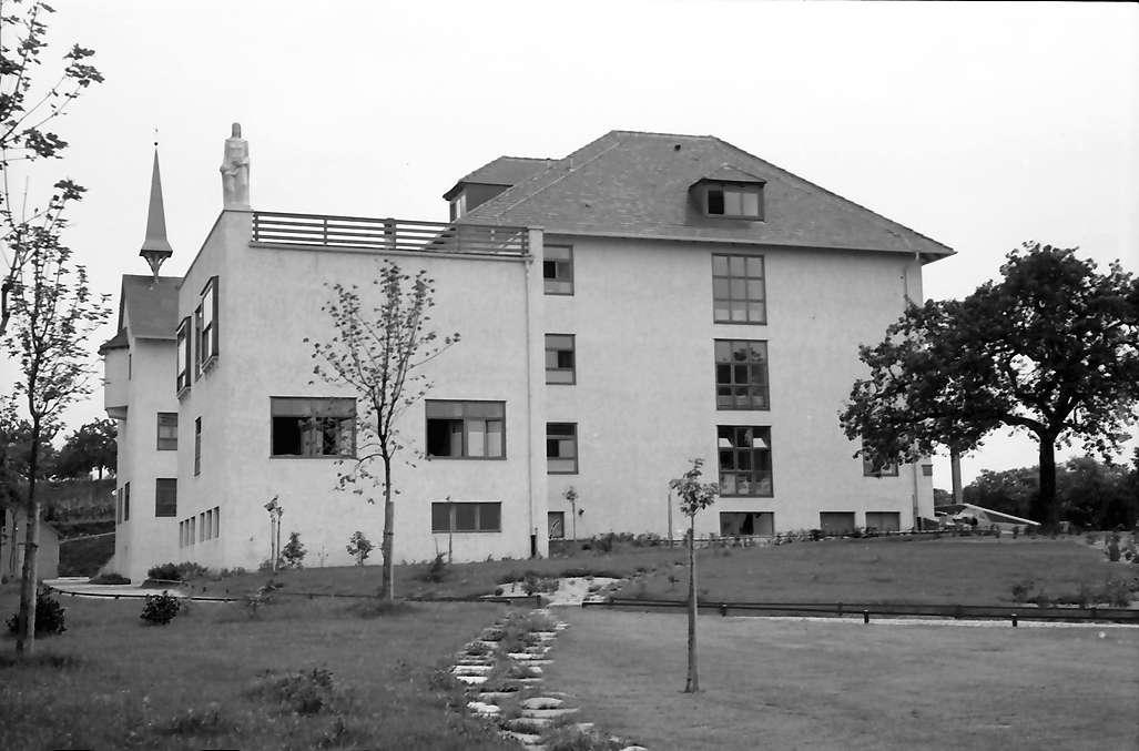 Ettenheim: Krankenhaus; Westseite, Bild 1