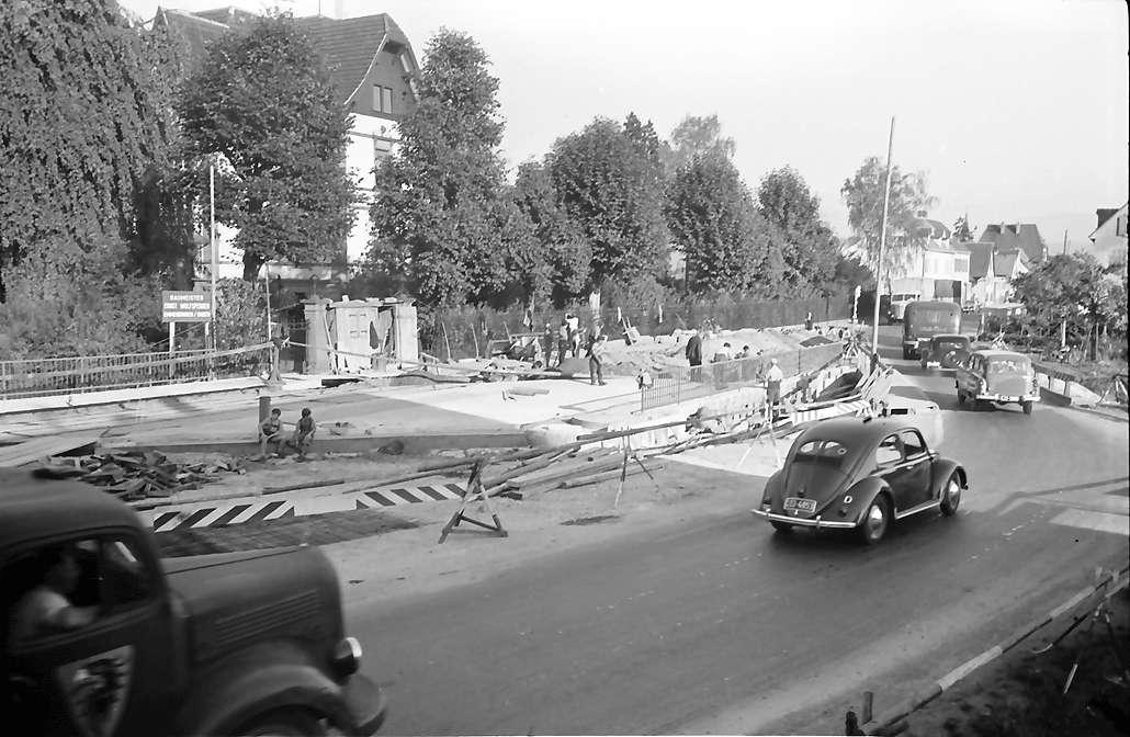 Emmendingen: Brücke der B 3 bei Emmendingen, Bild 1