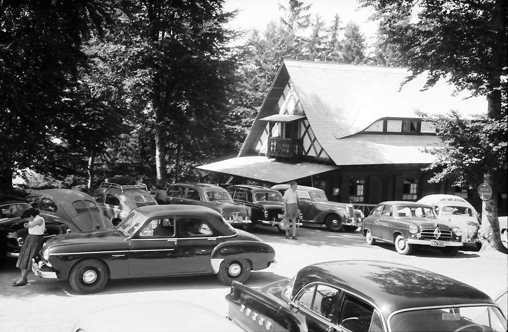 Sasbachwalden: Sternenwirtshaus Hohritt; von Norden, Bild 1