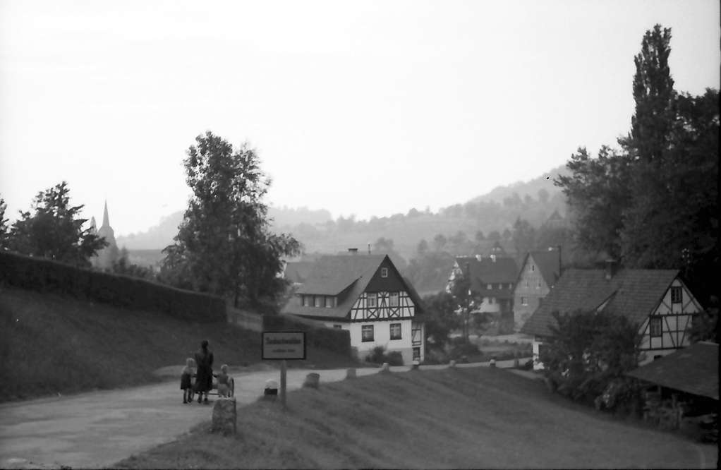 Sasbachwalden: Straße, Bild 1