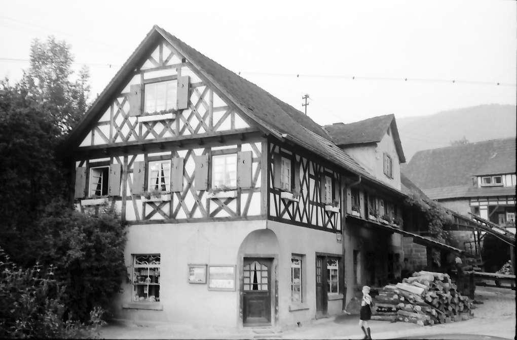 Sasbachwalden: Fachwerkhaus, Bild 1