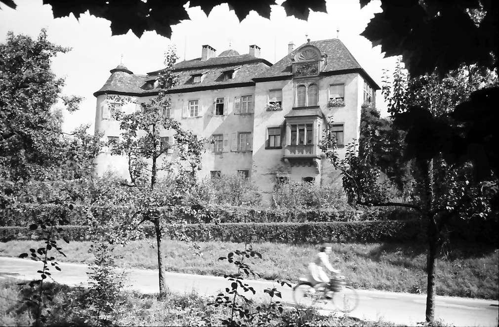 Neuweier: Schloss, Bild 1